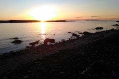 Solnedgång 210430